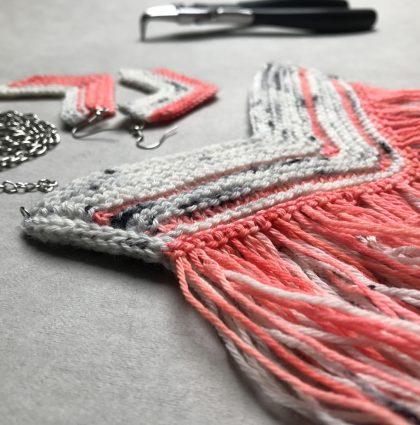 Knit Jewelry