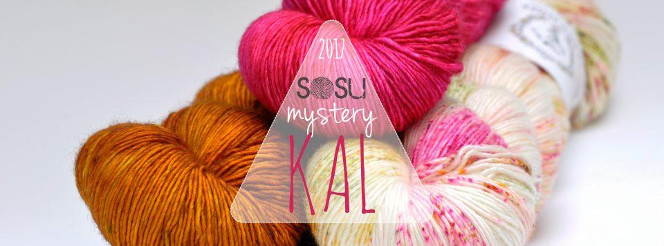 SOSU mystery KAL 2017